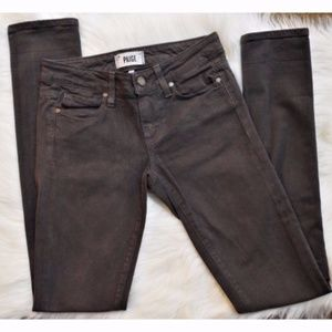 🔻🔻🔻CLEARANCE!!!PAIGE Skinny Jeans Low Rise